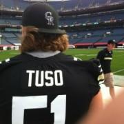John Tuso Jr, 17, Cherry Creek High Football 2011