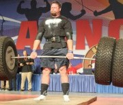 Mike Burke, 2012 World's Strongest Man